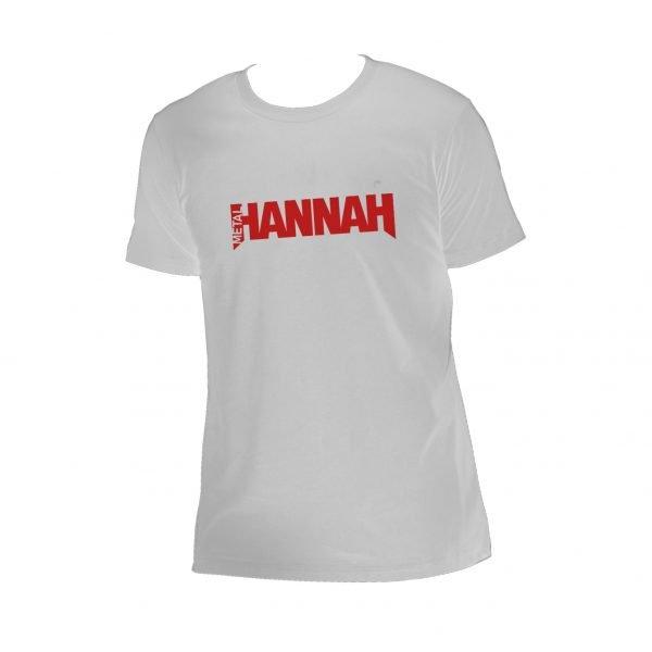 Metal Hannah Tee - White